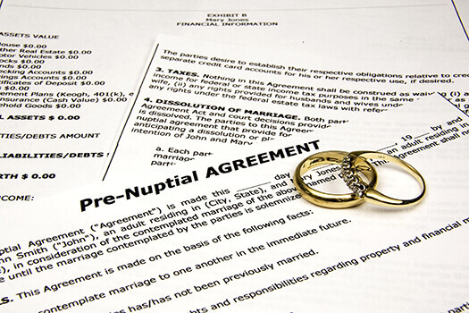 Why Use Divorce Mediation When There's a Prenup in Solana Beach, Ca,