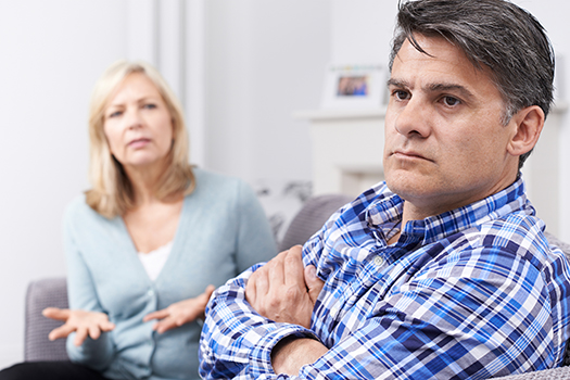 How Can Spouses Live Together While They're Getting Divorced in Solana Beach, Ca,