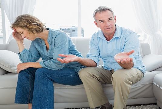 Do Married Couples Disagree About Often in Solana Beach, Ca,